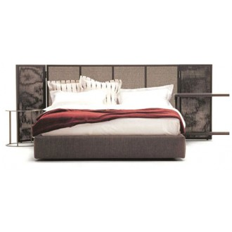 Antonio Citterio SMLP and SMLT Bed