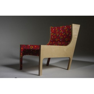 Seyhan Özdemir and Sefer Caglar Bergére Armchair