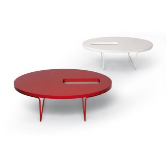 Enrico Buscemi and Piergiorgio Leone Lake Table