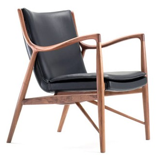 Finn Juhl Model 45 Armchair