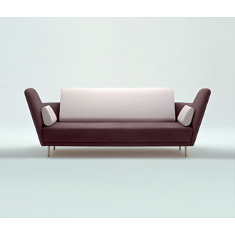 finn juhl model 57 sofa. Black Bedroom Furniture Sets. Home Design Ideas
