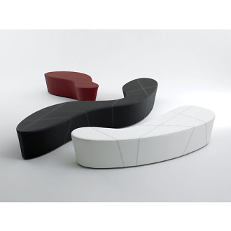 Flemming Busk and Stephan Hertzog Plasma Seating