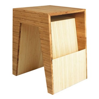 Brave Space Design Hollow End Table