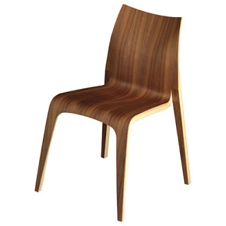 Jakob Berg Flow Chair