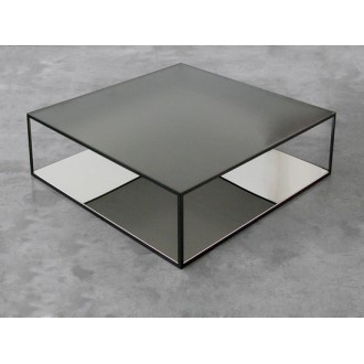Maurizio Peregalli Double Skin Low Table