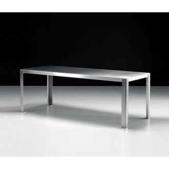 Maurizio Peregalli Stainless Table