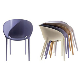 Philippe Starck Soft Egg Chair