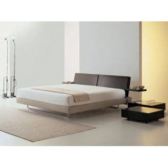 Augusto Mandelli and Walter Selva Deex Bed