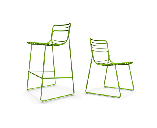 Inthedetail Reg Chair And Stool