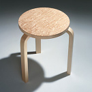 Alvar Aalto Stool 60 Special Edition