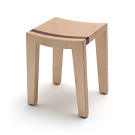 Bryce &amp; Kerry Moore Low Stool