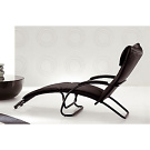 Jochen Hoffmann Swing Plus Rocking Chair and Chaise Longue