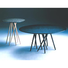 Lawrence Laske Toothpick Cactus Occasional Tables