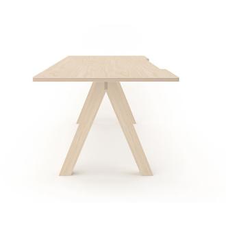 André Klauser and Ed Carpenter Porter Tables