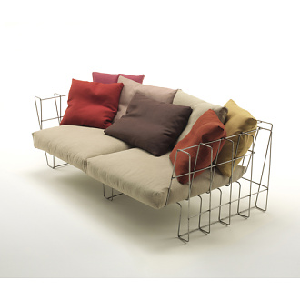 Arik Levy Hoop Seating
