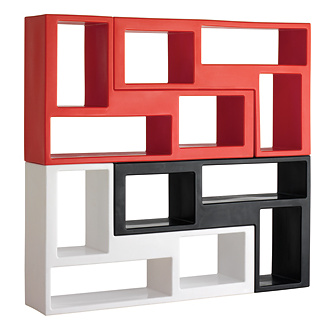 Claudio Bellini Urban Shelving