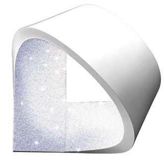 CuldeSac Loop Wall Light