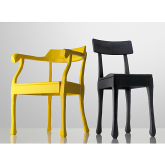 Jens Fager Raw Chairs