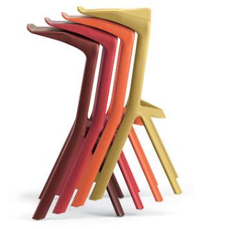 konstantin grcic miura barstool. Black Bedroom Furniture Sets. Home Design Ideas