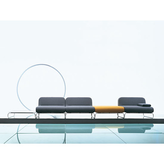 Marten Claesson, Eero Koivisto and Ola Rune Scoop Seating
