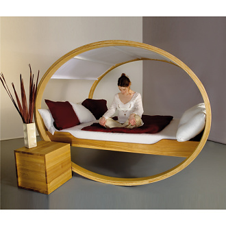Michael Kloker and Manuel Kloker Private Cloud Bed
