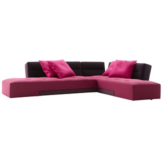 Pascal Mourgue Patchwork Sofa