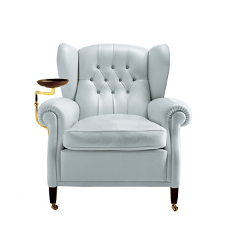 Poltrona Frau Archives 1919 Armchair