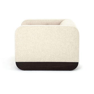 Richard Shemtov Cocoon Sofa and Armchair