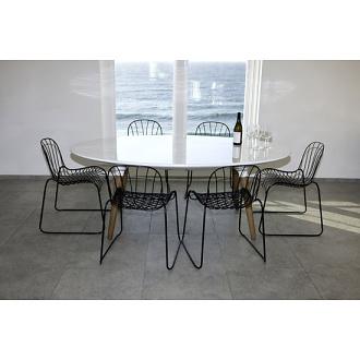 Sam Johnson Net Chair