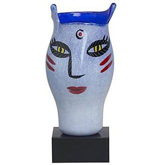 Ulrica Hydman-Vallien Open Minds Vase