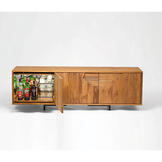 Yves Raschle and Thomas Wüthrich Sepuluh Sideboard