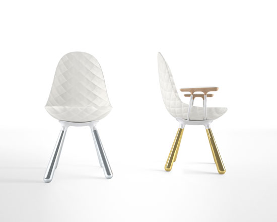 Jaime Hayon Tudor Chair