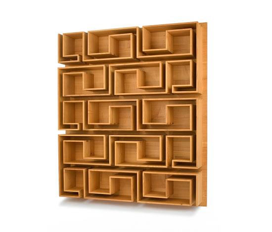 woodloops casa c d shelf. Black Bedroom Furniture Sets. Home Design Ideas