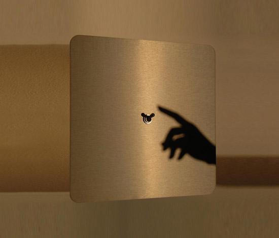 Massimio Fenati Flick Lamp