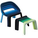 Luca Nichetto Nuance Seat - lounge