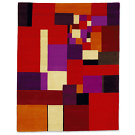 Carmen Stallbaumer Divines Couleurs Rug