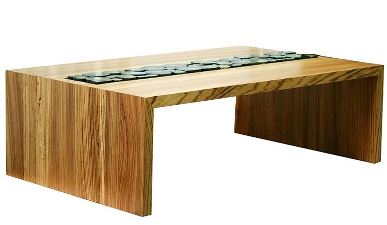 Alain Marzat Low Coffee Table