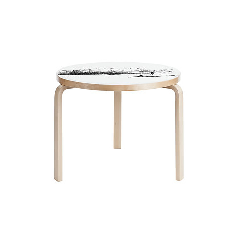 Alvar Aalto 90B Moomin Table