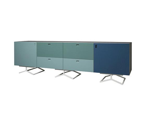 Barber Osgerby Satellite Cabinet Range