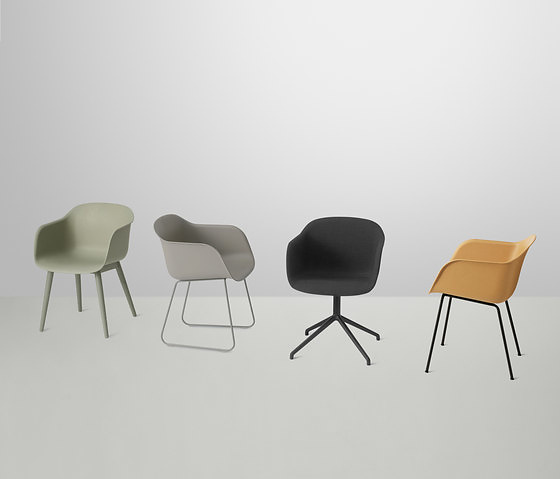 Boris Berlin and Aleksej Iskos Fiber Chairs