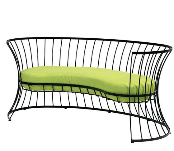 Ethimo Clessidra Garden Sofa