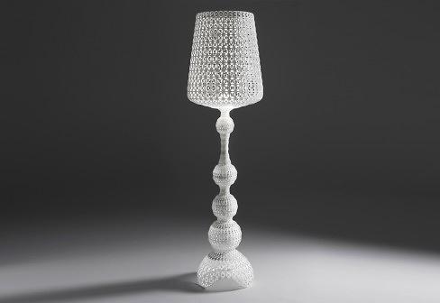 Ferruccio Laviani Kabuki Floor Lamp