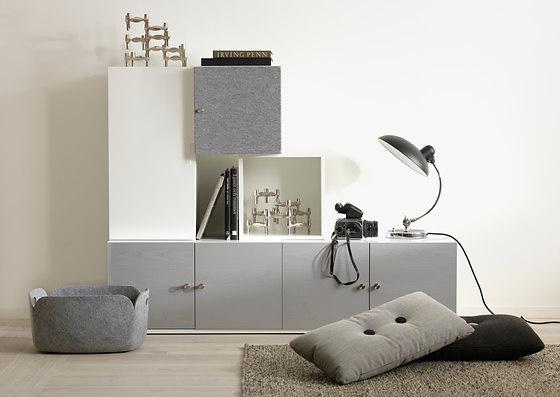 Front Tetris Storage - Shelving