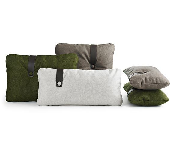 Furnid Loop Square Cushion