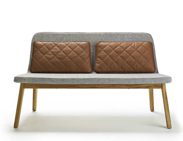 Gamfratesi Design Lean Small Sofa