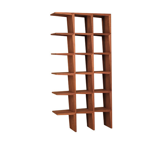 Itamar harari kant bookcase for Morelato librerie