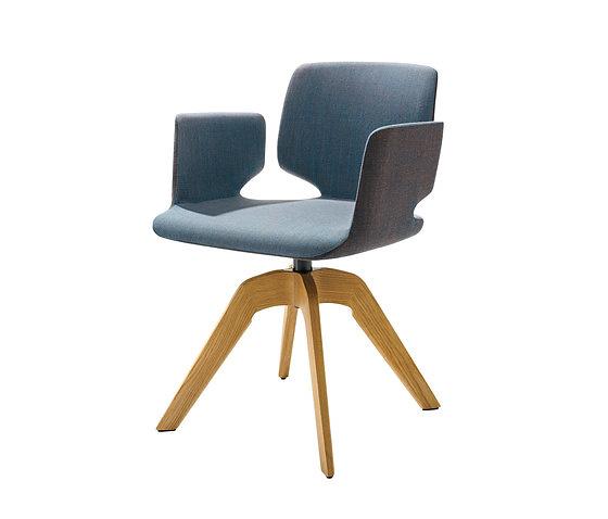 Jacob Strobel Aye Swivel Chair