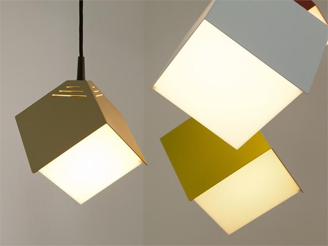 Julian Appelius Dado Suspension Lamp