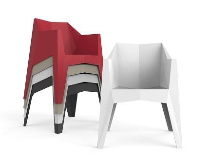 Karim Rashid Voxel Chair
