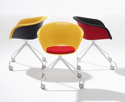 Lievore Altherr Molina Duna 02 Chair